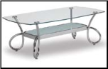 "Coffee Table  Swr""559"" By Global Furniture USA (SKU: GL-559-CTSET)"