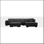 625 Sectional (Multiple Colors) by J&M Furniture