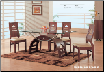 "Dining Room Set ""63DT"" By Global Furniture (SKU: GL-63DT)"
