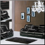 644BL    Living Room Reclining Set