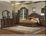 Murano - Queen Size Bedroom Set By Pulaski (SKU: PLSK-656150)