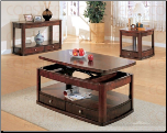 Coaster #700248 Evans Coffee Table Furniture Collection (SKU: CO-700248)