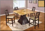 Marbled Top GL-7020 Bar Room Table Set By Global Furnither USA (SKU: GL-7020-DSET)