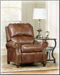 DuraBlend Canyon - Low Leg Recliner Signature Design by Ashley Furniture (SKU: AB- 77302-LR-R)