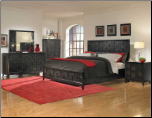 Balboa Square Bedroom Collection - Homelegance