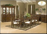 Yorkshire Collection - Dining Room Set (SKU: HE-855-110)