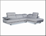 Italian Leather Sectional by J&M Furniture (SKU: JM-8754)