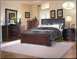 Parkside Collection - Queen Bedroom Set (SKU: HE-890Q)