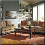 Ashley 937 Elnora Sofa Living room set by Ashley Design