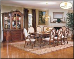 Montebello Collection - Dining Room Set (SKU: HE-949)