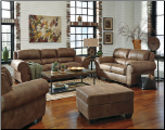 Ashley 97206 Sofa Living room set by Ashley Design