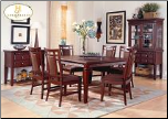 The Richmond Collection - Dining Room Set (SKU: HE-979)