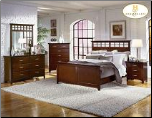 Mandalay Collection - Queen Bedroom Set (SKU: HE-980Q)