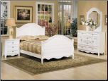Harvest Twin Bed Collection (SKU: AC-1235T)