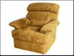 Charlotte Microfiber Fabric Recliner Chair (SKU: AC-8124)