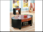 Luna Coffee/End Table Set (SKU: AC-8335SET)
