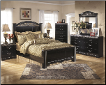 Constellations Queen Bedroom  Set (104)