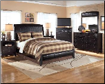 Harmony - Queen Bedroom Set (B208) (SKU: B208QSET)