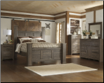 B251 Ashley Juararo Poster Bedroom Set