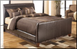 Stanwick - Queen Size Bed (SKU: B465QSET)