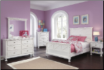Kaslyn Youth bedroom set  by Signature Design by Ashley (SKU: AB-B502-FULLBED)