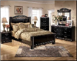 Constellations King Bedroom Set (104)