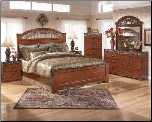 Fairbrooks Estate King Bedroom Set(105)