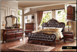 Bellini - Elegant Solid Wood Traditional Bedroom Set by Empire Furniture Design (SKU: EM-Bellini-QSET)