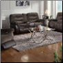 Coaster Elaina Comfortable Reclining Motion Sofa set 601081