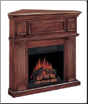 Corner Electric fireplace (SKU: CO-900353)