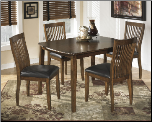 Signature Design Brindleton 5-Piece Dining Room Set (SKU: AB-D293)
