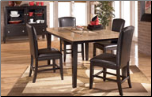 Naomi -  Dining Room Set with Rectangular Table Signature Design by Ashley Furniture (SKU: AB-D451-1T)