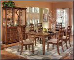 Clifton Park  - Complete Dining Room  Set With 6 Chairs Signature Design by Ashley Furniture