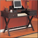 Dickson Table Desk with Hinged Top by Coaster