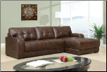 U11927 Global Furniture USA Brown Sectional (SKU: GL-U11927-SECTIONAL)