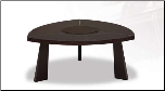Wenge Coffee Table Set By Global Furnituren USA  (64W) (SKU: GL-64W-CTSET)