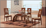 Dining Room Set By Global Furniture (SKU: GL-73-DSET)