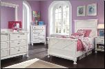Kaslyn Youth bedroom set  by Signature Design by Ashley (SKU: AB-B502-TWINBED)