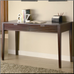 Hermann Transitional Table Desk with Drawers by Coaster (SKU: CO-800931)