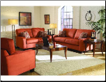 Contemporary Living Room Set  'Newbury' Collection by Homelegance. (SKU: HE-Newbury9837RD-LVNGSET)