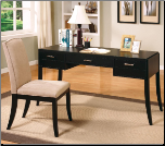 Jamesburg Contemporary Table Desk and Chair Set by Coaster (SKU: CO-800719)