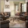 Barcelona - Antique Living Room Set Signature Design by Ashley Furniture