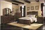 Laughton Bedroom Set - 203260- Coaster Furniture (SKU: CO--202311KSET-659948164)
