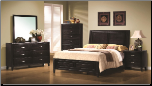 Nacey  Contemporary  Bedroom Set by Coaster (SKU: CO-201961-Qset)