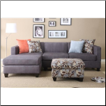 POUNDEX 3 PCS SECTIONAL F7183 (SKU: PXSS-F7183-SECTIONAL)