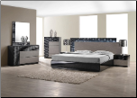 Roma Bedroom Set by J&M Furniture USA (SKU: JM-Roma-QPS)