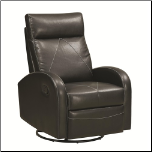 Contemporary Swivel Rocker Recliner (SKU: CO-600065)