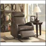 Contemporary Swivel Rocker Recliner (SKU: CO-600066)