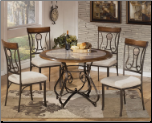 Signature Design 5 Pc. Dining Set D314-15-5PC Hopstand (SKU: AB-D314)