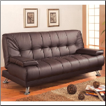 Sofa Beds and Futon with Removable Armrests by Coaster 300148 (SKU: 300148)